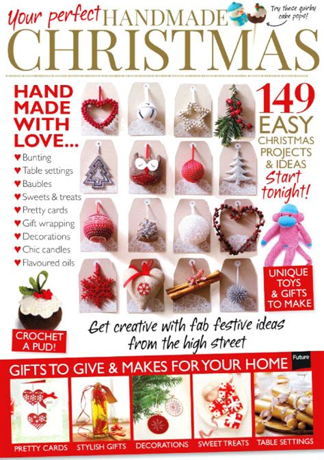 your perfect handmade christmas 2013 187 pdf magazines archive