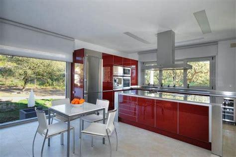 fotos de cocinas integrales de concreto fotos