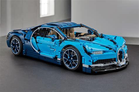 bugatti chiron lego kit launches   parts auto