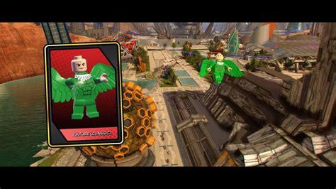 Lego Marvel Boat Unlock by Xandar Completion Guide Lego Marvel Heroes 2