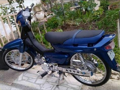 Modified Motor Grand by Motor Trend Modifikasi Modifikasi Motor Honda