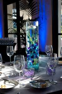 floating candle centerpiece ideas beautiful blue wedding candle centerpieces ipunya