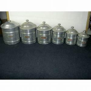 Pots à épices : s rie de 6 pots pices en aluminium brocante lestrouvaillesdecaroline ~ Teatrodelosmanantiales.com Idées de Décoration