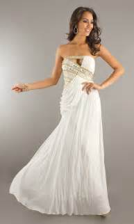 white bridesmaid dresses white prom dresses dresscab