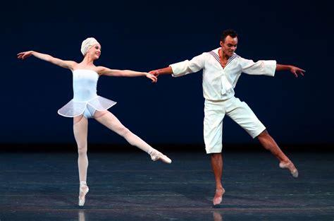 At New York City Ballet, Hits, Misses And Daring Dancers