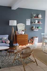1000 idees a propos de fauteuil retro sur pinterest for Deco cuisine pour salon en rotin