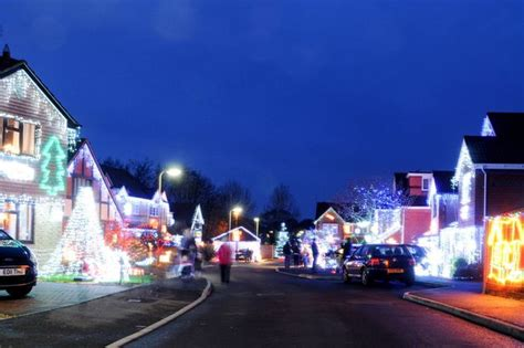 Christmas lights display cancelled after council tells ...