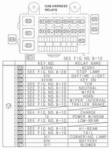 46e99 2001 Isuzu Fuse Diagram