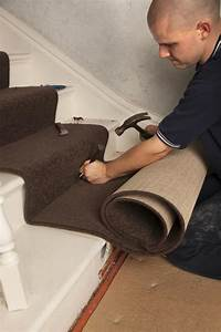 how to install carpet on stairs How to Install Carpet on Stairs | Stairs | Carpet stairs ...