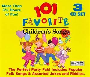 101 Favorite Children's Songs - Various Artists | Songs ...