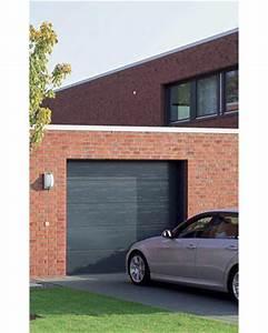 Porte de garage sectionnelle hormann la maison de la for Portes garage hormann