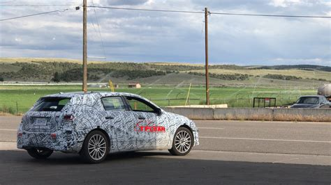 Nextgen Mercedesbenz Gla Spotted In Utah [spy Shots