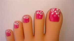 Lnetsa s nailart toe nail design short nails version