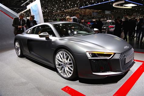 2016 Audi R8 Review And Price