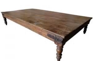 Grande Le De Salon Ancienne by Table Basse Ancienne Grande Taille Af059