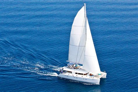 Sailing Catamaran Images by Catamaran Charter In Greece Lagoon 620