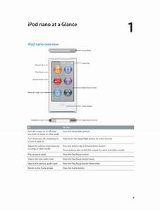 Apple Posts New Ipod Nano User Guide  Download
