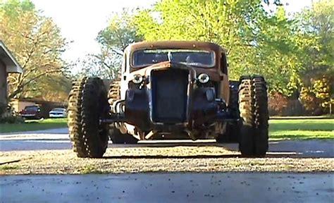Rat Rod 4x4  Wheels  Pinterest  4x4, X And