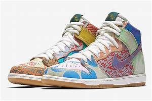 Nike Teams Up With Thomas Campbell for Limited SB Dunk ...