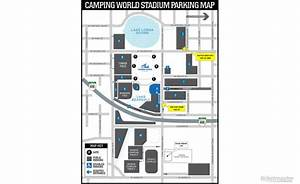 Camping World Stadium Interactive Seat Diagram  Seat  Auto