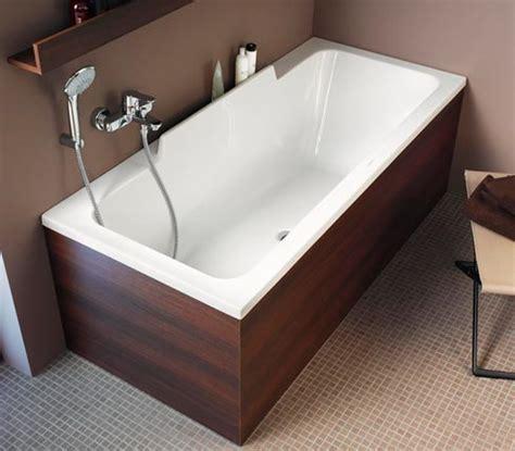 une baignoire esth 233 tique pour sa salle de bain blog d 233 co