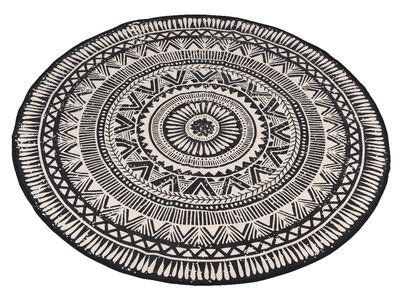 tapis rond gris pas cher awesome good tapis rond chambre