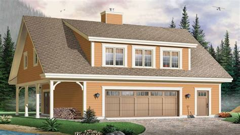 Garage Plans With Porch by Garage Plans With Side Porch Garage Plans With 2 Bedrooms