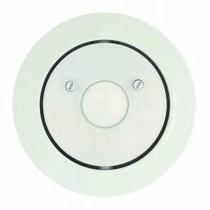 detecteur de mouvement spot a encastrer fixe sans ampoule With carrelage adhesif salle de bain avec led detecteur mouvement