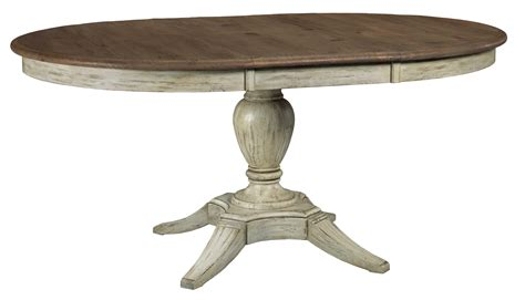 dining table pedestal base only milford dining table package with pedestal base and