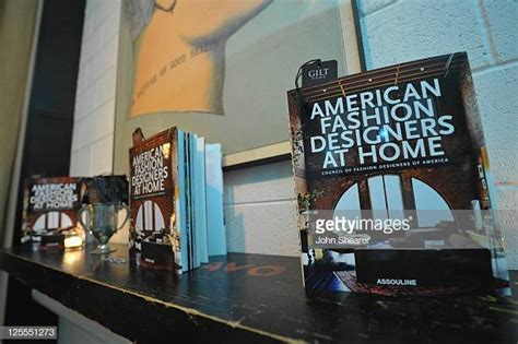 Gilt Home Cfda And Assouline Celebrate American Fashion