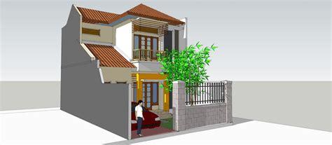 rancang arsitektur bali membangun rumah minimalis