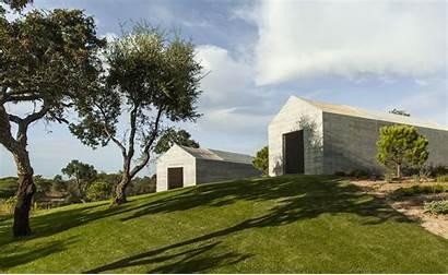 Mateus Aires Melides Portugal Modern Architecture Portuguese