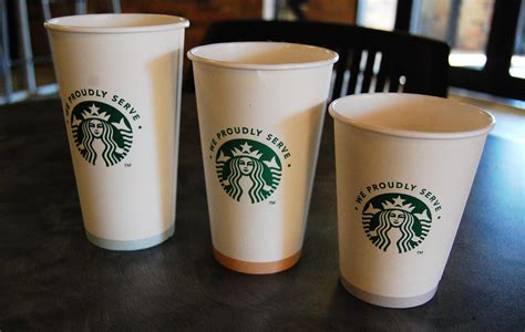 starbuck sizes starbucks drink sizes