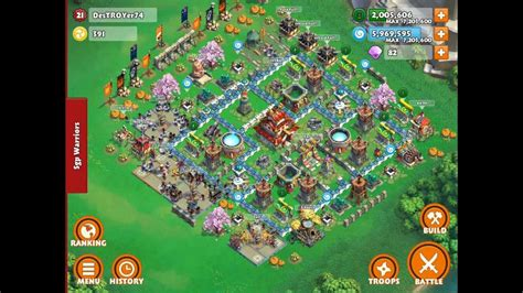 siege defence samurai siege castle level 7 design defense