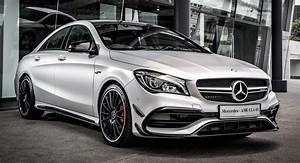 Mercedes 45 Amg : mercedes benz cla facelift launched in m 39 sia cla200 rm237k cla250 rm279k amg cla45 at rm409k ~ Maxctalentgroup.com Avis de Voitures