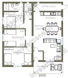 3 bedroom house blueprints builder in bourgas bulgaria investconsult