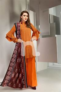 Nishat Linen Winter Dresses Collection 2018 2019 Stitched