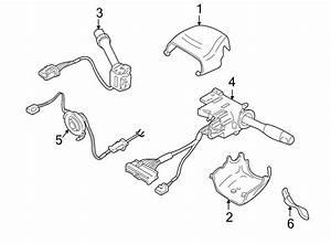 1997 Chevrolet Corvette Combination Switch  Column