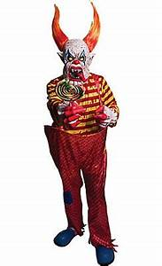 Circus Costumes - Ringmaster, Sexy Clown & Scary Clown ...