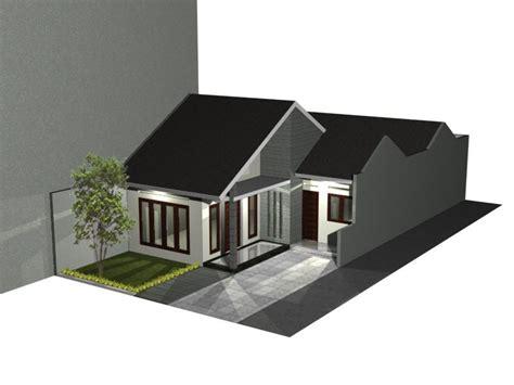 rumah minimalis leter  rumahminimalismanja