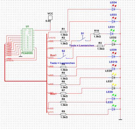 ampelschaltung mit mc mikrocontrollernet