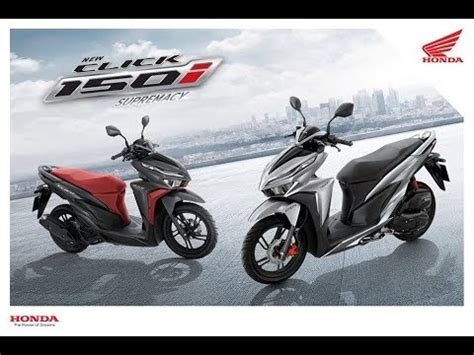 Honda Click 150i 2019 by 2019 Honda Click 150i