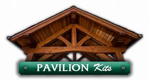 Timber Frame Pavilion Kits & Pergola Kits - Framework Plus