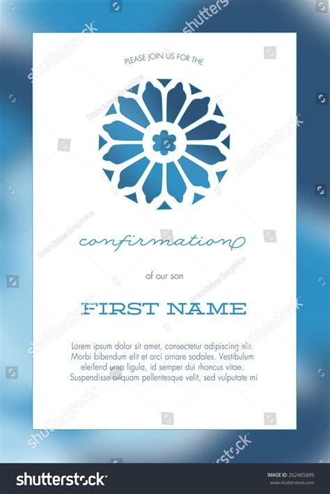 Blue Boy'S Confirmation/Baptism/Christening/First