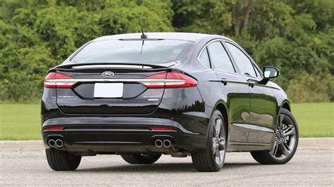 Ford Fusion Horsepower by Ford Fusion 2020 Titanium Mpg Specs Horsepower Gas Mileage