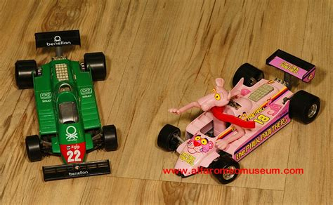 [1980] 179 F1 Pink Panther ( 1/24 ) « Alfa Romeo Model Car ...
