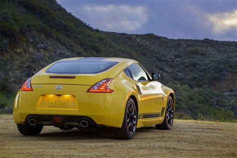 Nissan 370z 2018 by 2018 Nissan 370z Heritage Edition Keeps The Z Fresh In