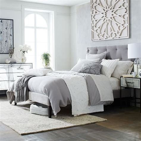 1000+ ideas about White Grey Bedrooms on Pinterest White