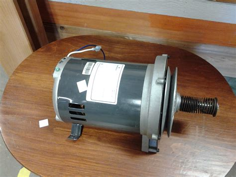 1 1 8 hp electric motor odom reuse