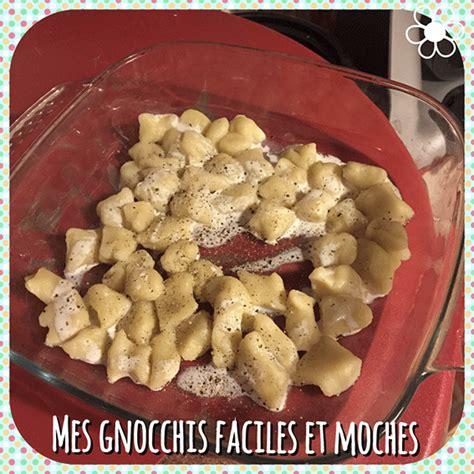 recette gnocchis facile le corps la maison l 39 esprit
